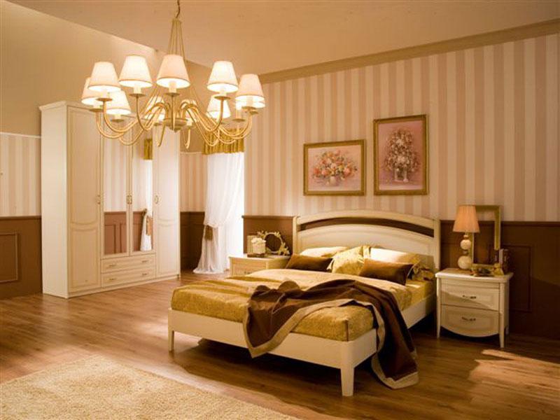 красивая мебель белая в молодежную комнату