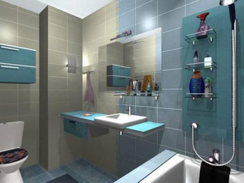дизайн ванной в панельном доме дизайн