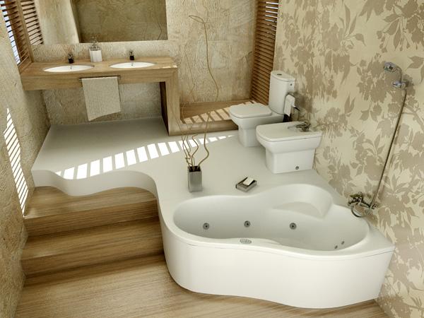 Ванная комната - Фотоальбомы - Комфорт