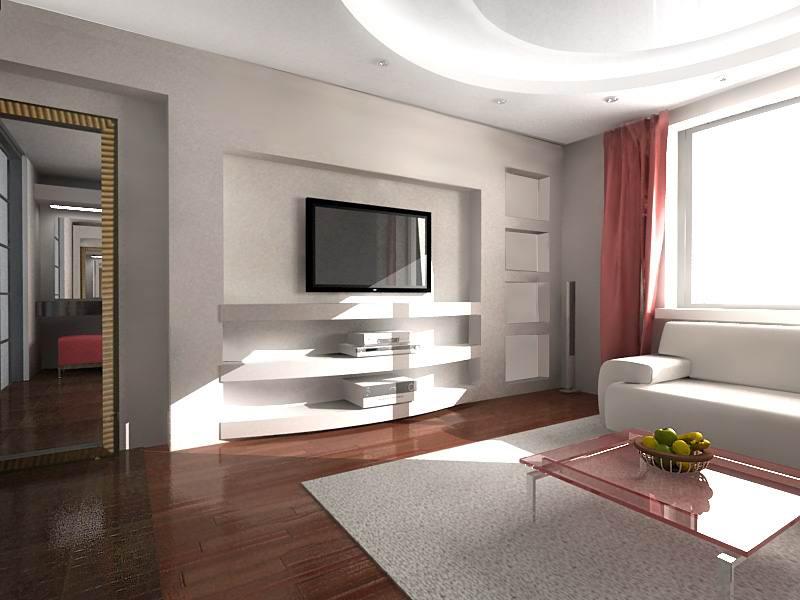 Дизайн квартир.отделка стен