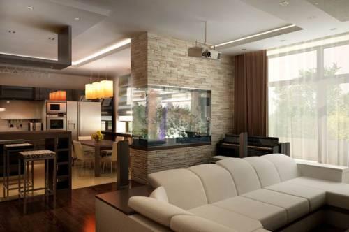 Дизайн и интерьер гостиной в хрущевке